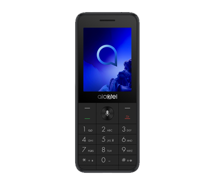 Alcatel-3088-4G-grey-front